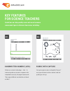 Key Features for Science Teachers